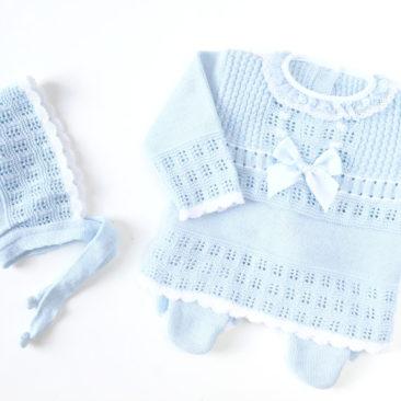 bebitu v azul y blanco-