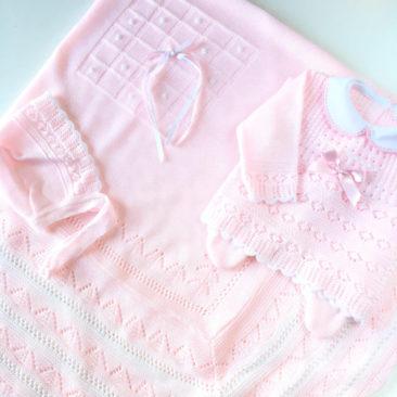 mi primer look rosa y blanco-