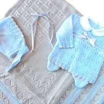 pack gris y azul-
