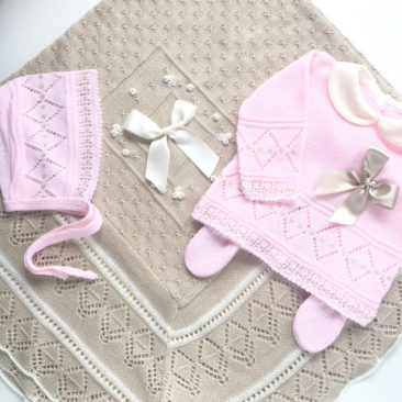 pack baby love camel y rosa-
