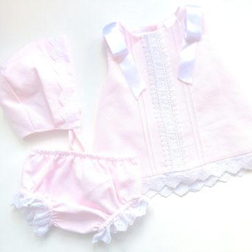 jesusito con capota love rosa-