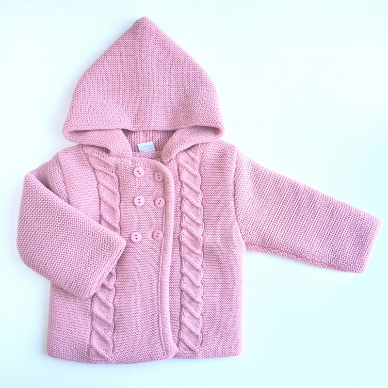 chaqueta kay rosa empolvado